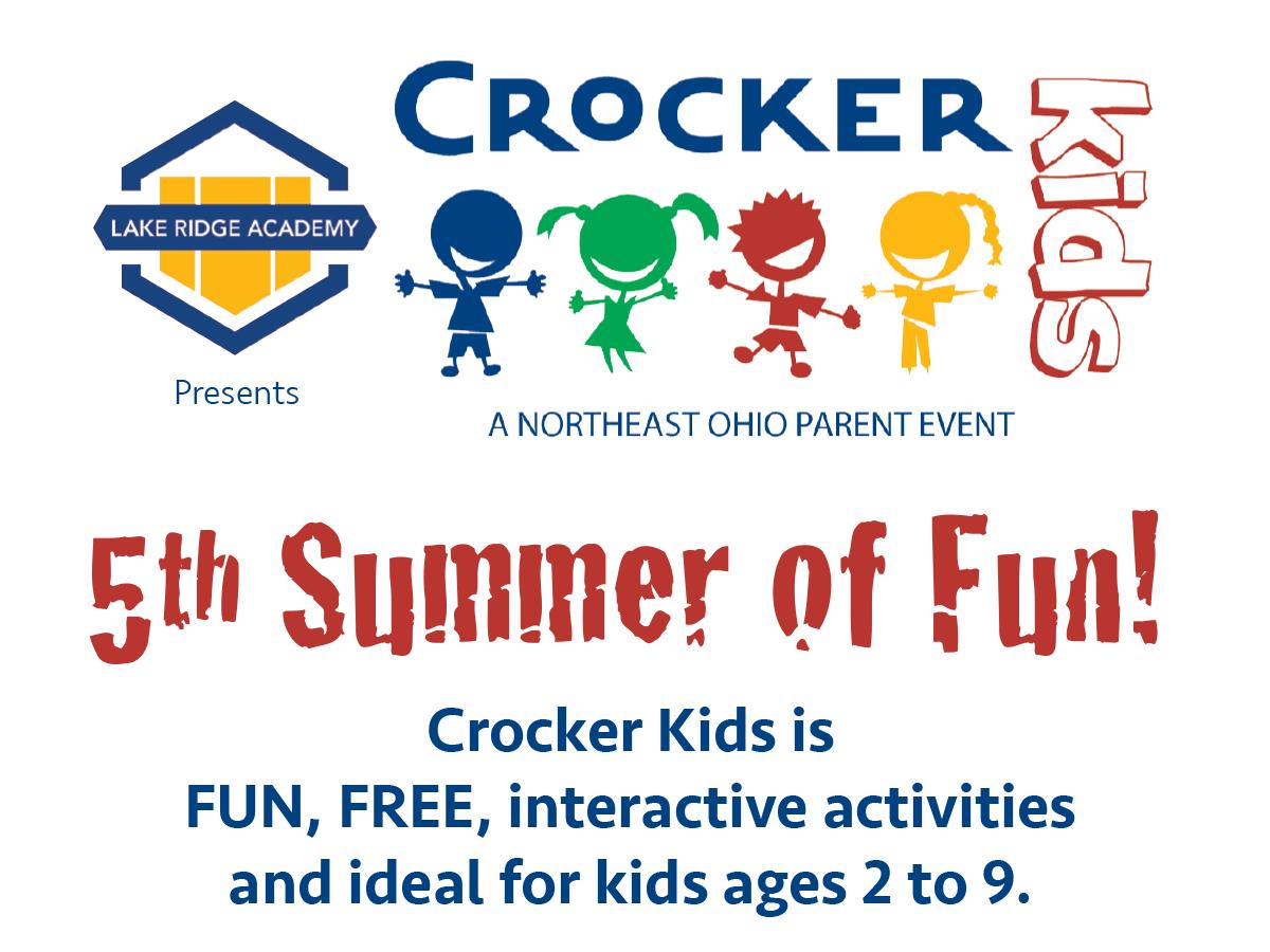 b04c66c6 5th Summer of Fun for Crocker Kids at Crocker Park | Stark Enterprises