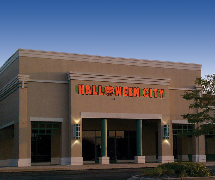 Halloween City Now Open At The Shops Of Fairlawn Stark Enterprises