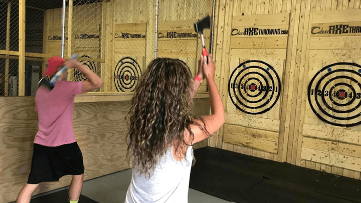 Cleveland Axe Throwing